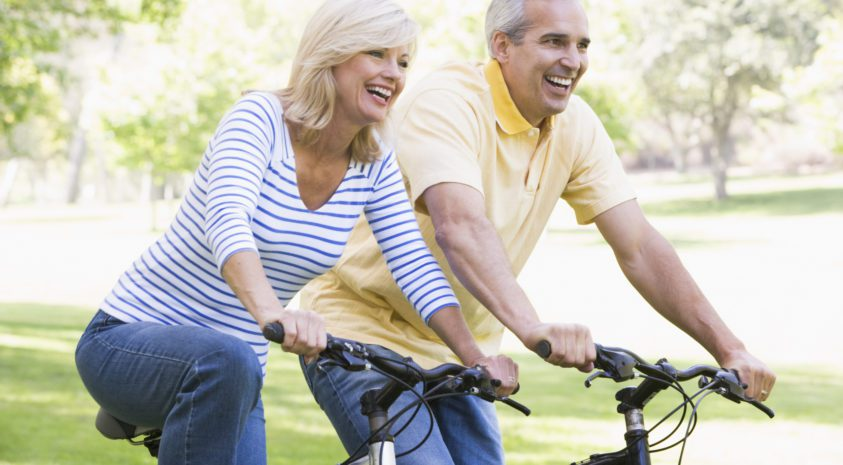 Boomers-riding-discussing-retirement-recommendations