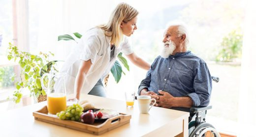 long-term-care-insurance-helping-an-adult-live-comfortably-in-a-senior-care-facility