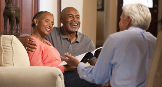 couple-discussing-unexpected-retirement-expenses